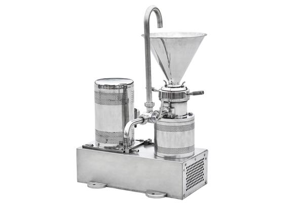 花生酱用什么机械 花生酱胶体磨
