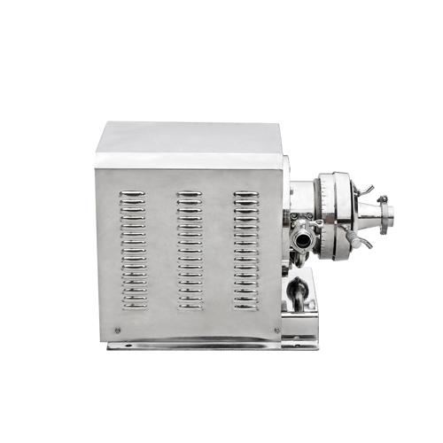 卧式管线胶体磨 小型胶体研磨机
